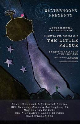 The Little Prince Poster Small