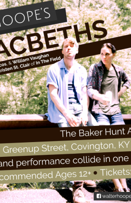 The Macbeths Poster